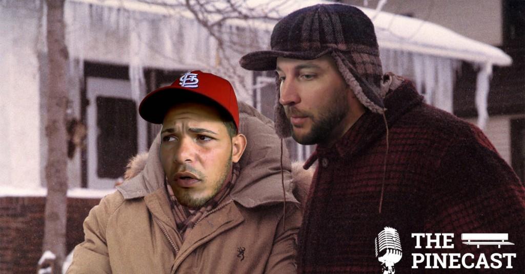 Grumpy Old Birds - St. Louis Cardinals Adam Wainwright and Yadier Molina