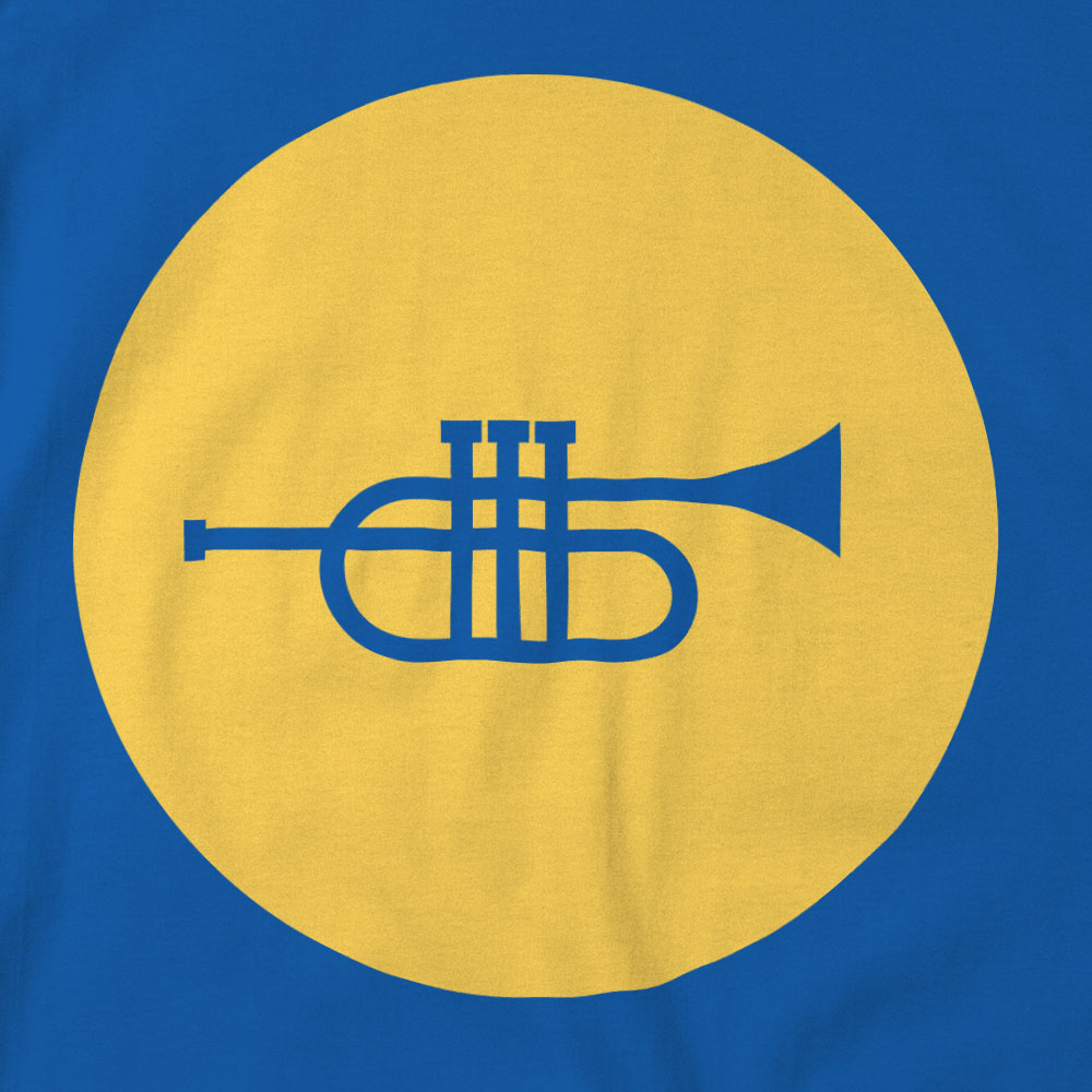 Blues Logo Mockup