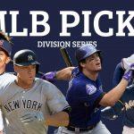 MLB Postseason Division Series 2018